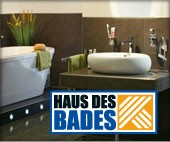 Haus des Bades Website