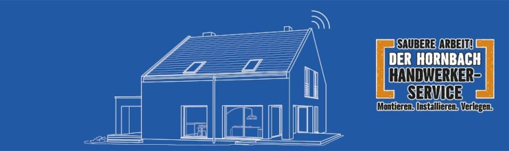 Installationsservice SMART HOME by hornbach