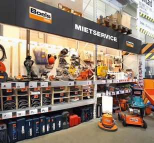 Boels Mietcenter With Minibagger Mieten