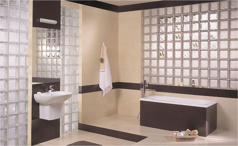 best dusche aus glasbausteinen pictures. Black Bedroom Furniture Sets. Home Design Ideas