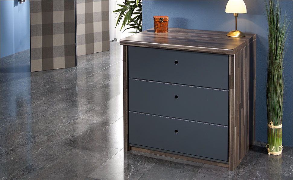 sideboard selber bauen anleitung von hornbach. Black Bedroom Furniture Sets. Home Design Ideas