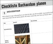 dachausbau bei hornbach. Black Bedroom Furniture Sets. Home Design Ideas