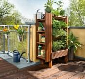 gartenlounge selber bauen anleitung von hornbach. Black Bedroom Furniture Sets. Home Design Ideas