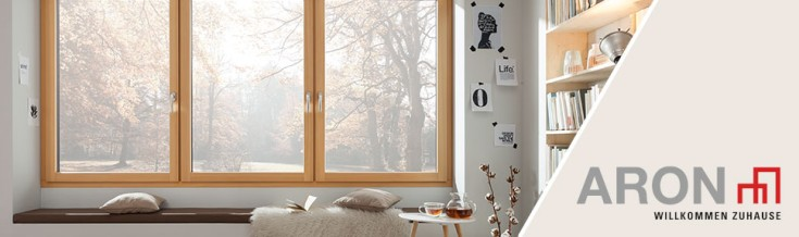 aron die marke f r fenster. Black Bedroom Furniture Sets. Home Design Ideas