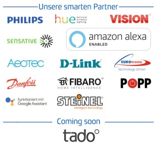 Partnerschaften Smart Home