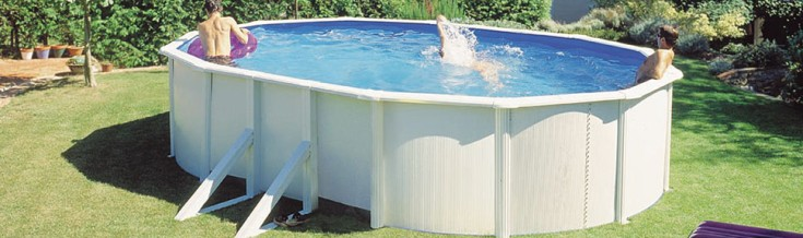 Vision pools infos von hornbach for Hornbach pool set