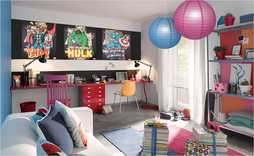 helden kinderzimmer bei hornbach. Black Bedroom Furniture Sets. Home Design Ideas
