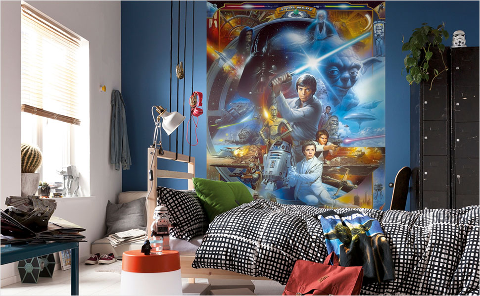 Star Wars Ideen Furs Kinderzimmer