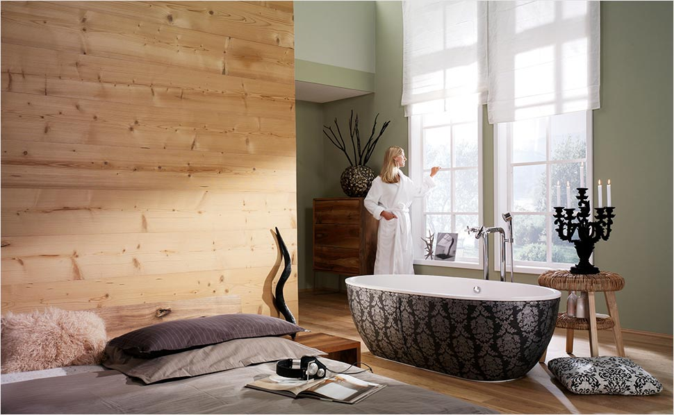profilholz und paneelen ratgeber bei hornbach. Black Bedroom Furniture Sets. Home Design Ideas