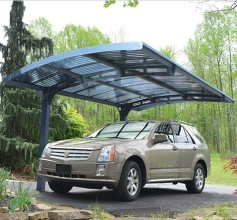 Carports aus Metall