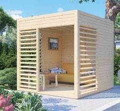 gartenpavillons gartenlauben holzpavillons bei hornbach. Black Bedroom Furniture Sets. Home Design Ideas
