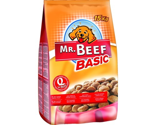 hundefutter trocken mr beef basic 15 kg bei hornbach kaufen. Black Bedroom Furniture Sets. Home Design Ideas