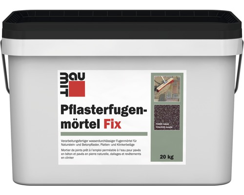 pflasterfugenm rtel fix basalt baumit 20 kg bei hornbach kaufen. Black Bedroom Furniture Sets. Home Design Ideas