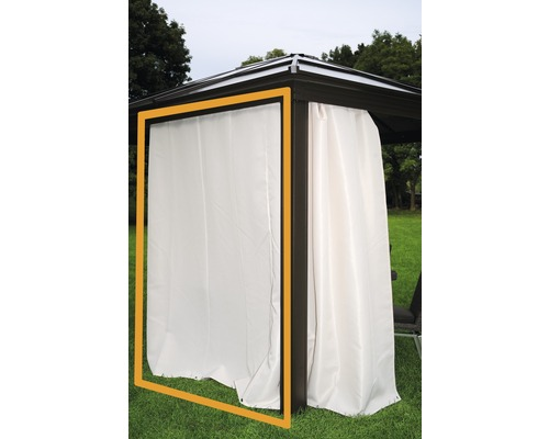 seitenteile f r pavillon sinaia bei hornbach kaufen. Black Bedroom Furniture Sets. Home Design Ideas
