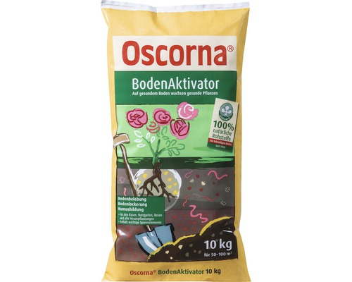 bodenaktivator oscorna 10 kg bei hornbach kaufen. Black Bedroom Furniture Sets. Home Design Ideas