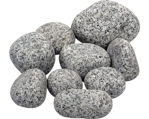 Granitkies grau 40-100mm, 25kg