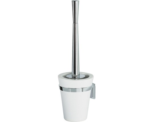Wc Bürstengarnitur Spirella Max Light Chrom