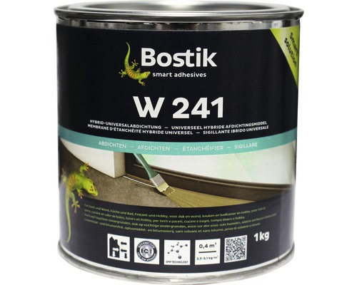 bostik w 241 hybrid universalabdichtung 1 kg bei hornbach. Black Bedroom Furniture Sets. Home Design Ideas
