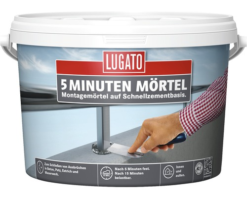 reparaturm rtel lugato 5 minuten m rtel 10 kg bei hornbach. Black Bedroom Furniture Sets. Home Design Ideas