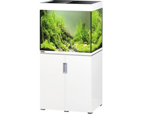 aquariumkombination eheim incpiria 200 mit led beleuchtung und unterschrank wei bei hornbach kaufen. Black Bedroom Furniture Sets. Home Design Ideas