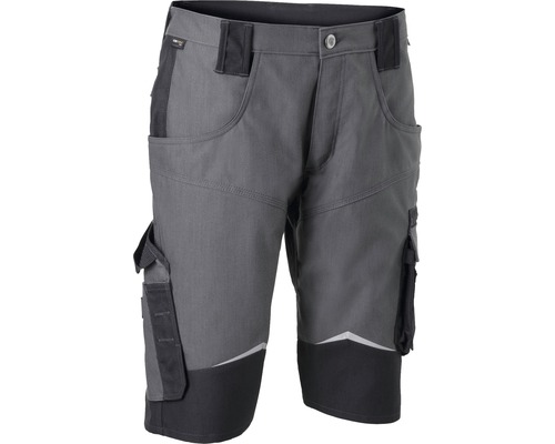Short Hammer Workwear Anthrazit/Schwarz Gr.38