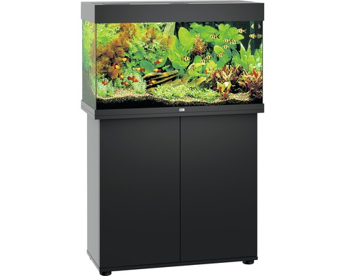 aquariumkombination juwel rio 125 sbx mit led beleuchtung. Black Bedroom Furniture Sets. Home Design Ideas