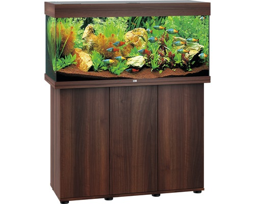 aquariumkombination juwel rio 180 sbx mit led beleuchtung. Black Bedroom Furniture Sets. Home Design Ideas