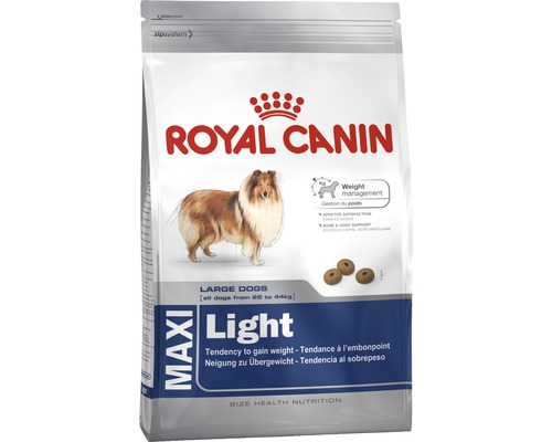hundefutter trocken royal canin maxi light 15 kg bei hornbach kaufen. Black Bedroom Furniture Sets. Home Design Ideas