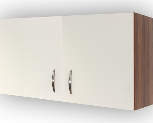 h ngeschrank sienna breite 100 cm creme bei hornbach kaufen. Black Bedroom Furniture Sets. Home Design Ideas