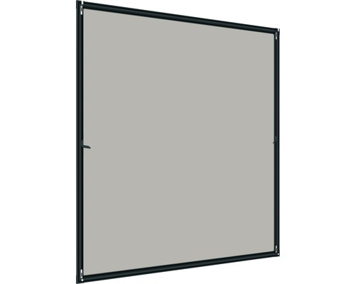 insektenschutz fenster anthrazit nach ma max 100x120 cm bei hornbach kaufen. Black Bedroom Furniture Sets. Home Design Ideas