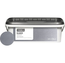 Wandfarbe StyleColor silber 2,5 l