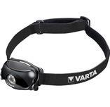 Varta LED-Stirnlampe 1 Watt Sports Headlight schwarz