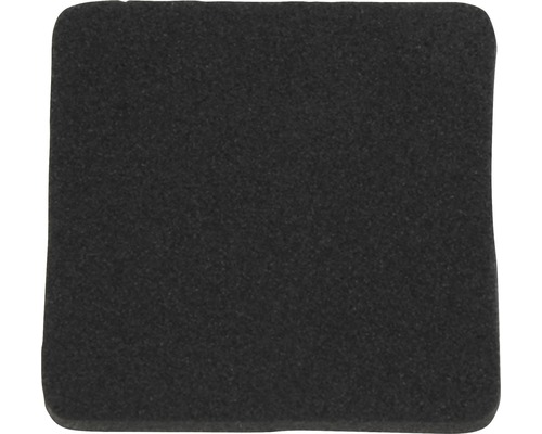 tarrox anti rutsch gummi 25x25 mm schwarz 9 st ck selbstklebend bei hornbach kaufen. Black Bedroom Furniture Sets. Home Design Ideas
