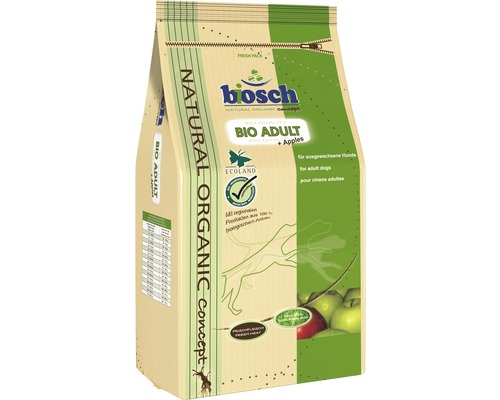 hundefutter trocken bosch bio adult apple 750 g bei hornbach kaufen. Black Bedroom Furniture Sets. Home Design Ideas