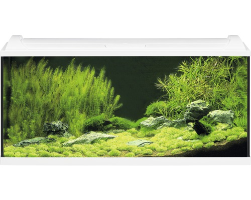 aquarium eheim aquaproled 180 mit led beleuchtung filter heizer thermometer fangnetz ohne. Black Bedroom Furniture Sets. Home Design Ideas