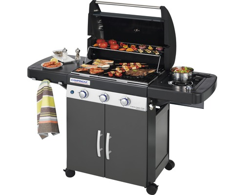 gasgrill camping gaz 3 series classic exse 3 brenner mit. Black Bedroom Furniture Sets. Home Design Ideas