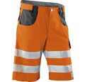 Shorts orange/anthrazit Gr. 44