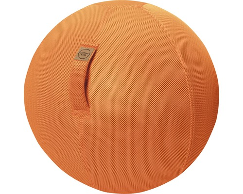 Sitting Ball Mesh orange Ø 65 cm