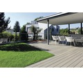 Konsta WPC Terrassendiele Nativo lightgrey 23x138x5000 mm