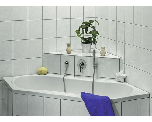 eckmodul zu badewanne labos 1900x800mm bei hornbach kaufen. Black Bedroom Furniture Sets. Home Design Ideas