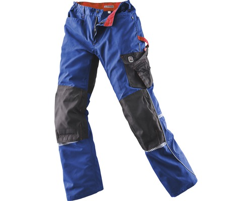 TX Workwear Bundhose Gr. 58 royal/rot