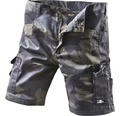 Uncle Sam Shorts Gr.56 camouflage/schwarz