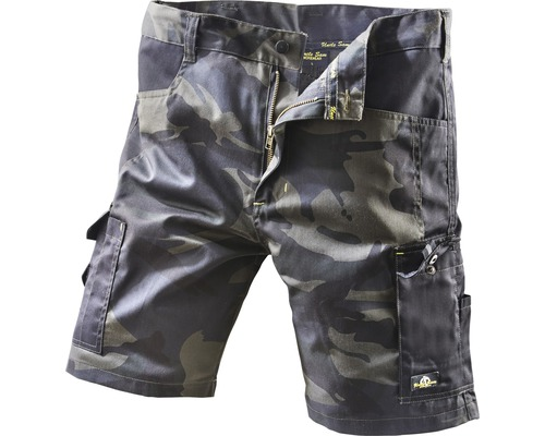 Uncle Sam Shorts Gr.54 camouflage/schwarz