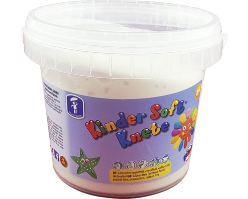 Kinder Soft-Knete Basic 1000g lila
