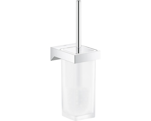 Top WC-Bürstengarnitur GROHE Selection Cube chrom 40857000 bei JQ23