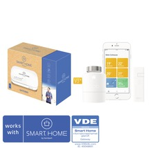 Starter Set Heizung all SMART HOME by hornbach 1x Gateway 1x Tado Heizkörper Thermostat-Starter Kit