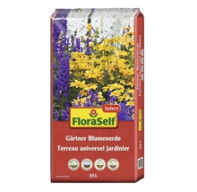 Gärtner Blumenerde FloraSelf Select 35 L