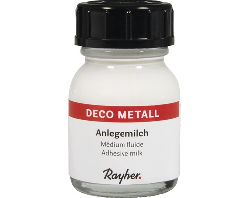 Deco-Metall-Anlegemilch, 25ml