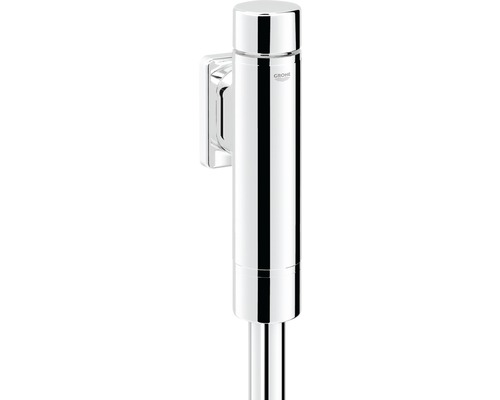 wc drucksp ler grohe rondo a s verchromt 3 4 37347000 ohne vorabsperrung bei hornbach kaufen. Black Bedroom Furniture Sets. Home Design Ideas