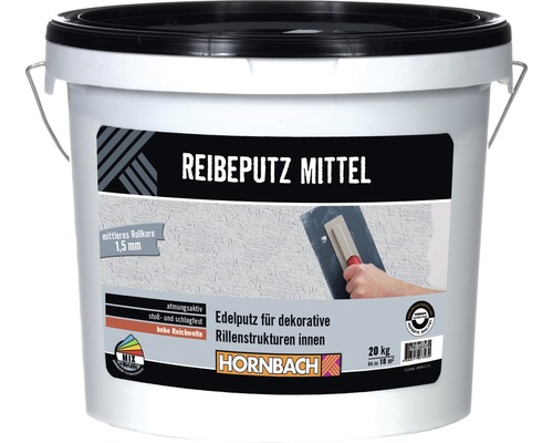 reibeputz mittel wei 20 kg bei hornbach kaufen. Black Bedroom Furniture Sets. Home Design Ideas